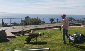 Rancho Palos Verdes Deck Installation 3