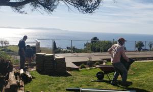Rancho Palos Verdes Deck Installation