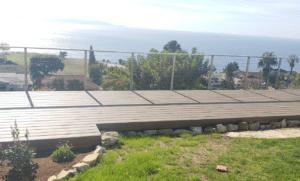 Rancho Palos Verdes Deck Installation 5