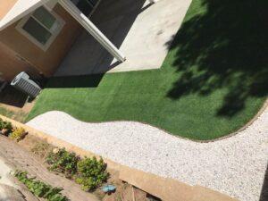 Backyard Makeover Palmdale