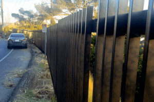 Wrought Iron Fence Installation Los Angeles
