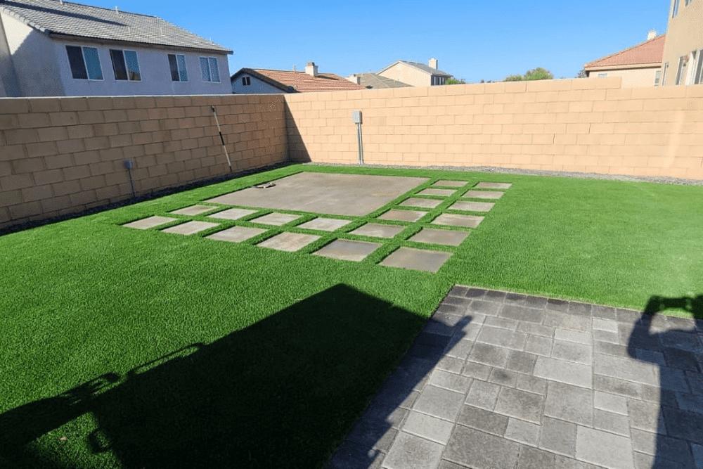 Lancaster Backyard Renovation