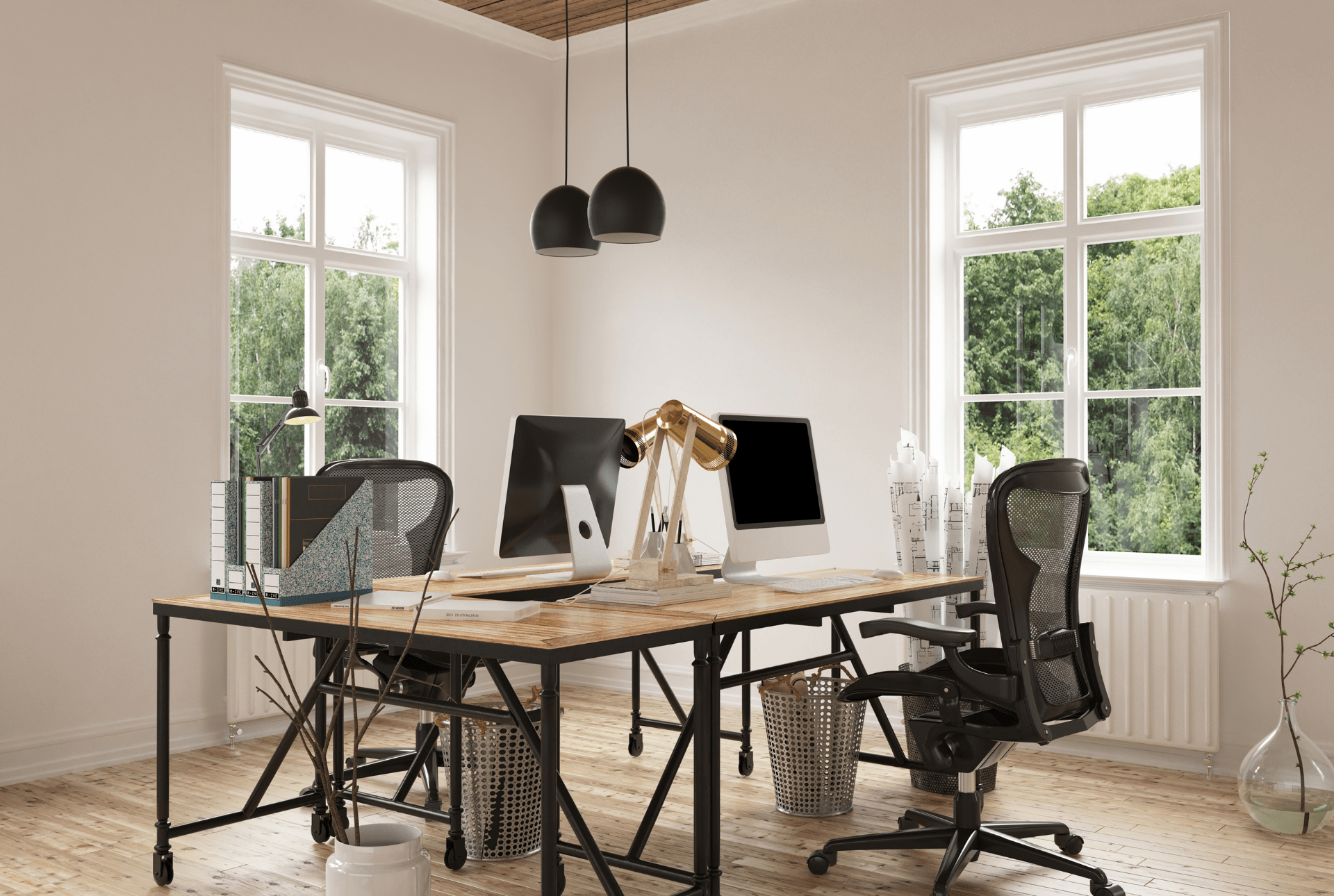 How to Create the Ideal Home Office