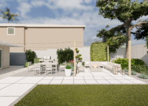 Culver City Backyard Remodeling DESIGN
