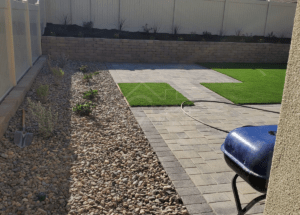 Front & Backyard Renovation Lancaster