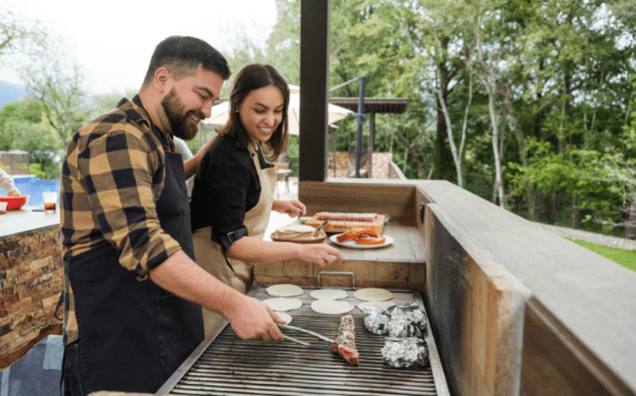 Tips for Stylish and Efficient Outdoor Kitchens